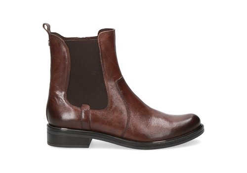 Caprice Boots Caprice 25304 Chestnut Chelsea Boot