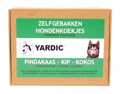 Yardic Yardic cadeauverpakking zelfgebakken koekjes