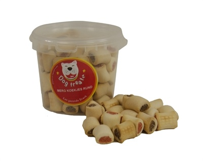 Dog treatz Dog treatz merg koekjes rund