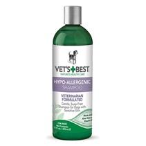 Vets best hypo-allergenic shampoo