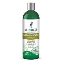 Vets best oatmeal medicated shampoo