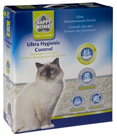 Happy home Happy home solutions ultra hygienic control