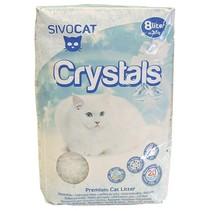 Sivocat silicagel crystals
