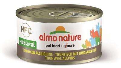 Almo Almo nature cat tonijn/sardines
