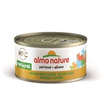 Almo nature cat kip/kaas