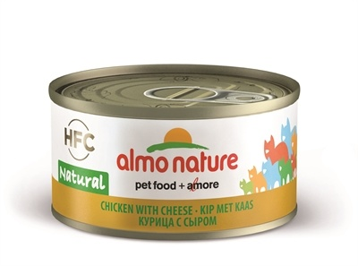 Almo Almo nature cat kip/kaas