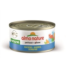 24x almo nature cat makreel