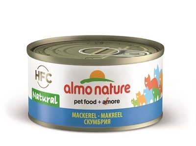 Almo 24x almo nature cat makreel