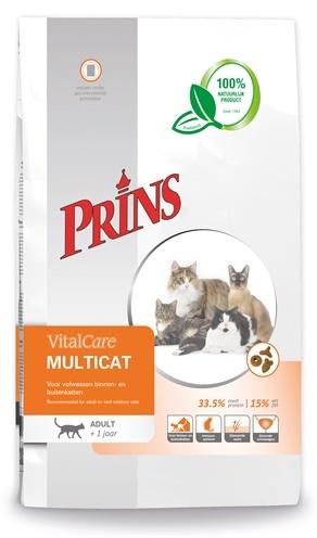 Prins Prins cat vital care multicat