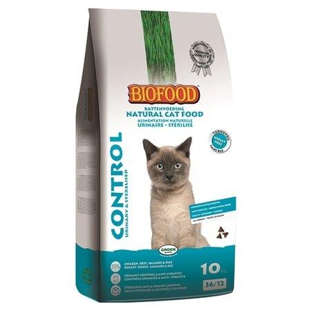 Biofood Biofood premium quality kat control urinary / sterilised