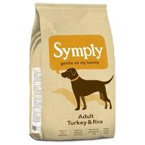 Symply adult kalkoen/rijst