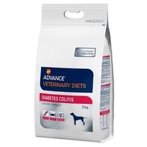 Advance hond veterinary diet diabetes colites