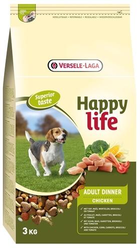 Versele-laga Happy life adult chicken diner
