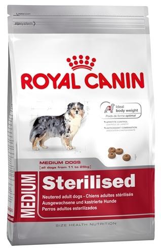 Royal canin Royal canin medium sterilised