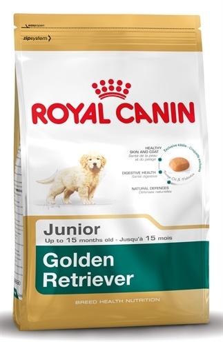 Royal canin Royal canin golden retriever junior