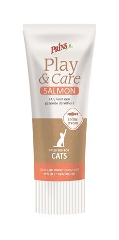 Prins Prins play&care cat salmon