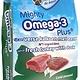 Renske Renske mighty omega plus kalkoen / eend geperst
