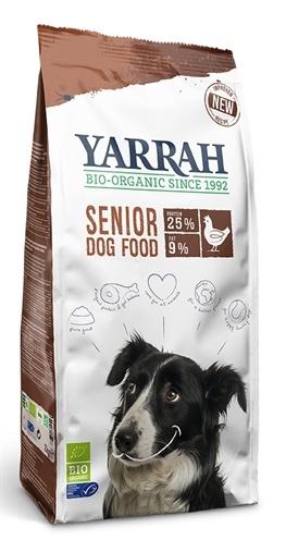 Yarrah Yarrah dog biologische brokken senior