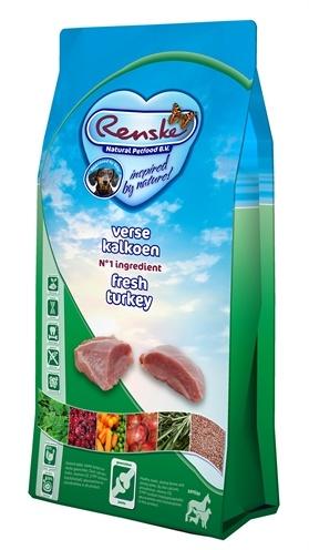 Renske Renske super premium senior kalkoen graanvrij
