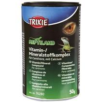 Trixie vitaminen mineralenpoeder d3 met calcium voor carnivoor