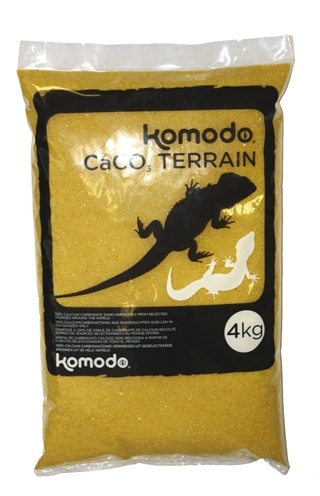 Komodo Komodo caco zand caramel