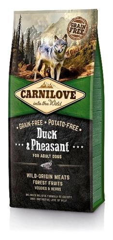 Carnilove Carnilove duck / pheasant adult