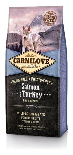 Carnilove Carnilove salmon / turkey puppies