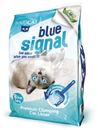 Sivocat Sivocat blue signal