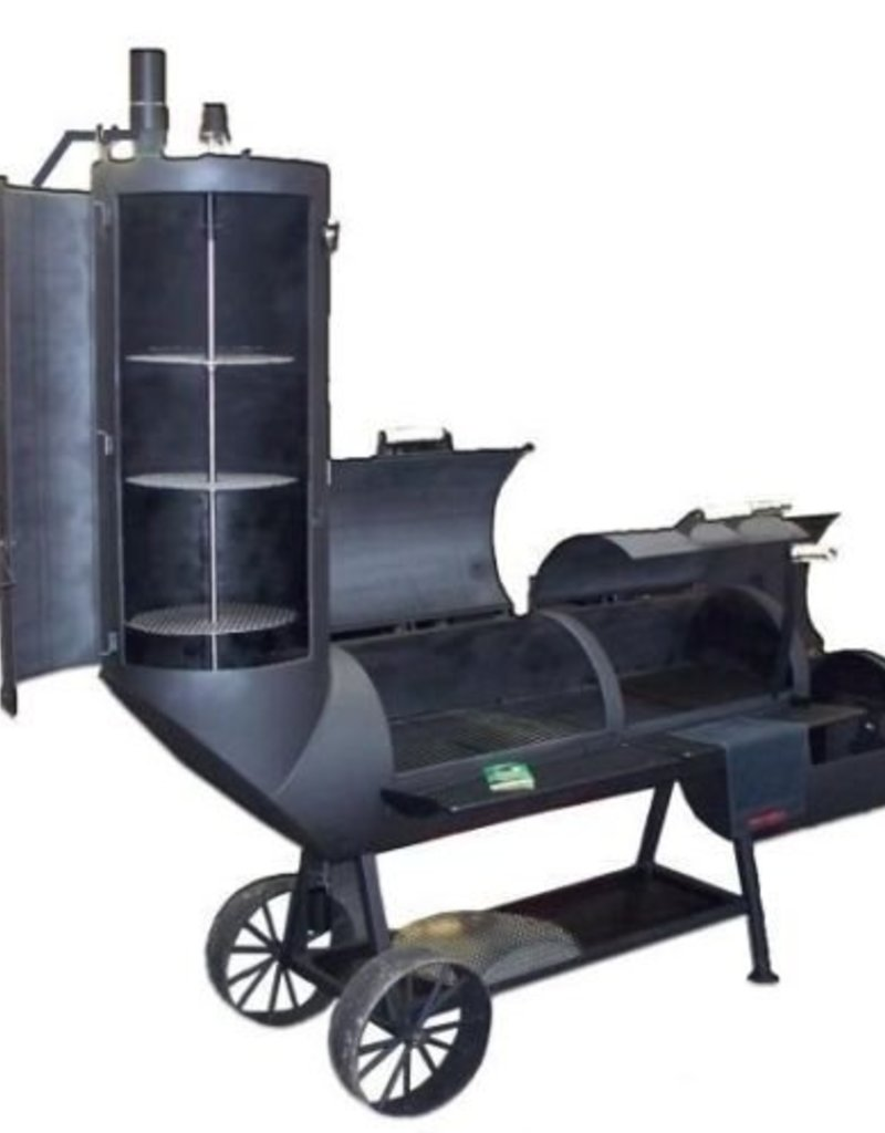 Oklahoma smoker - 18 inch