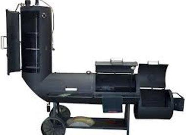 Verhuur Oklahoma Smoker