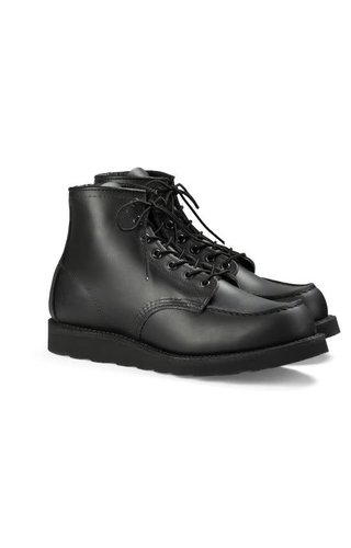 Red Wing Red Wing 8137 Moc Toe Black Chrome
