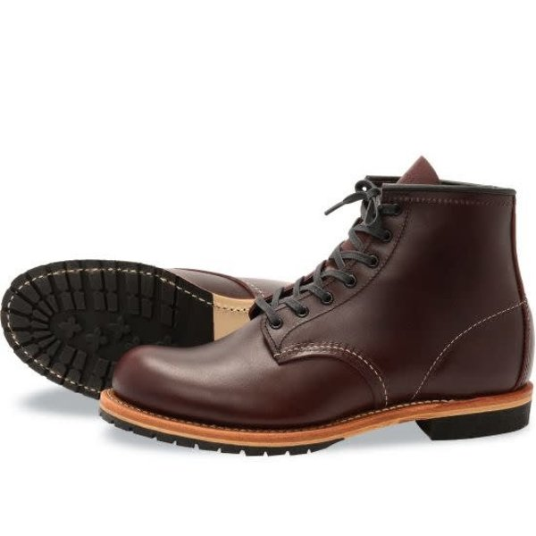 Red Wing 9011 Beckman Black Cherry Featherstone
