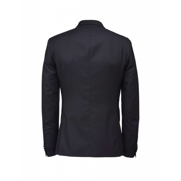 Jil Blazer Wool Light Ink