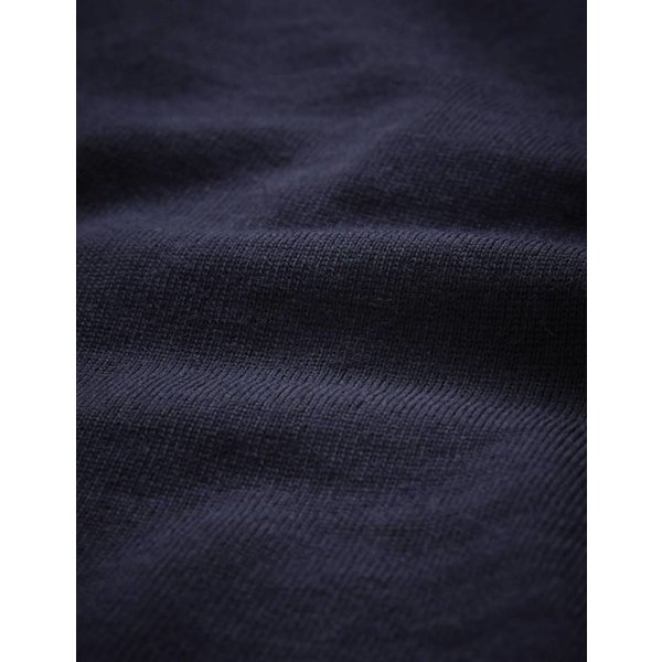 Matias Wool Pullover Light Ink