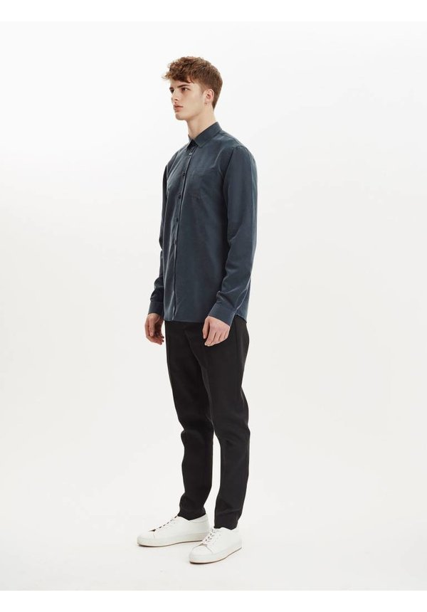 Libertine Libertine Lynch Shirt Dark Navy