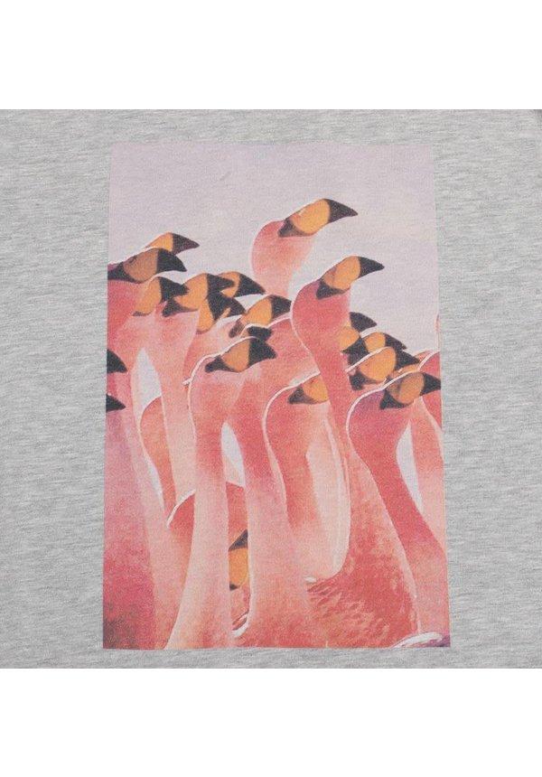 Surfside Tee Flamingo