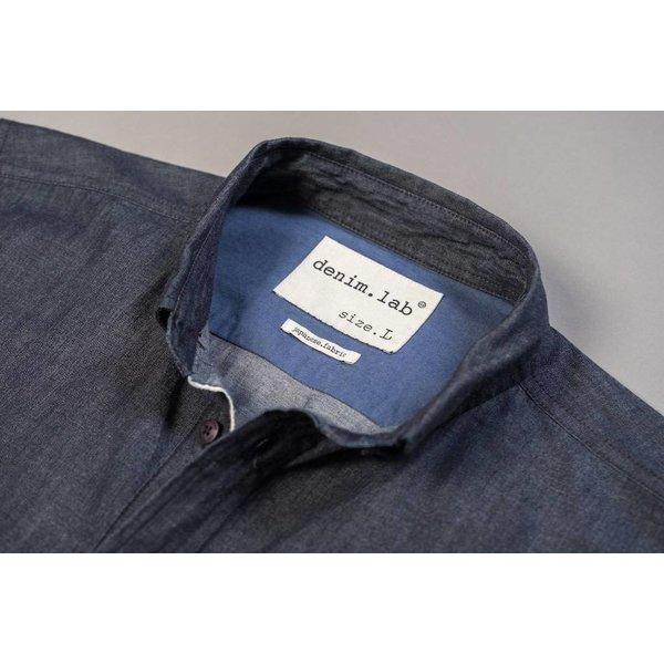 Hidden Shirt Compact Selvage Dark Indigo