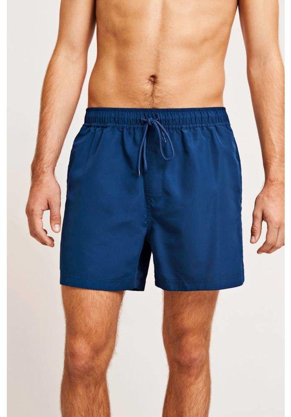 Samsoe Samsoe Mason Swim Shorts Blue Wing Teal