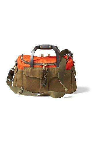 Filson Filson Heritage Sportsman Bag Orange Dark Tan