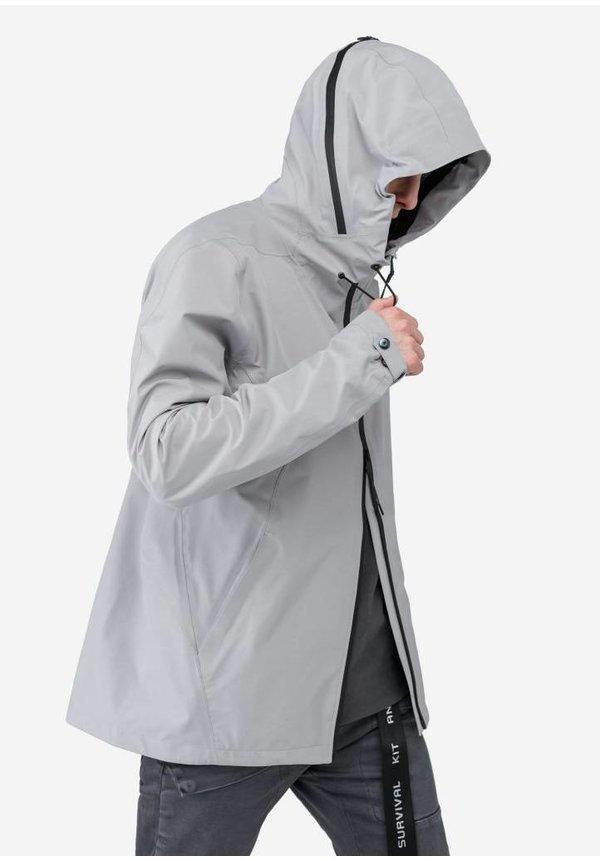 Krakatau Techno Slim Jacket Light Grey Q159/3