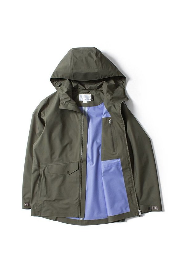 Nanamica GORE-TEX Cruiser Jacket Khaki