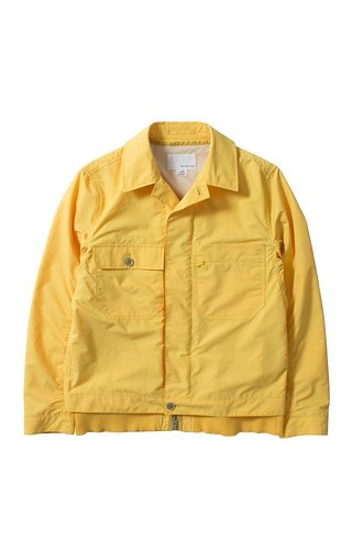 Nanamica Nanamica 3-Way Work Jacket Yellow