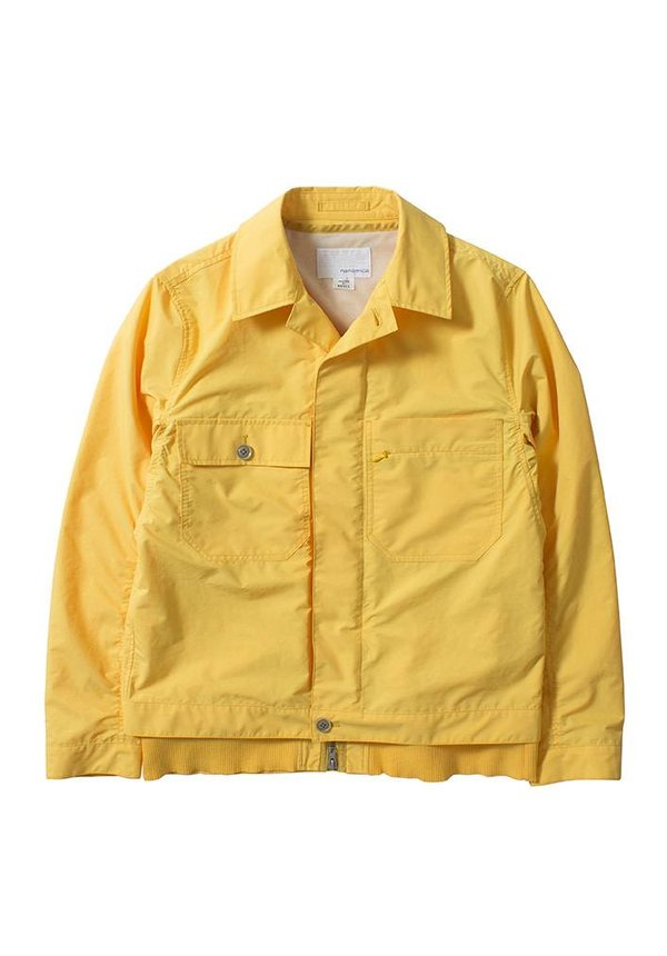 3-Way Work Jacket Yellow
