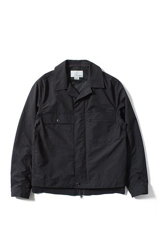 Nanamica Nanamica 3-Way Work Jacket Charcoal