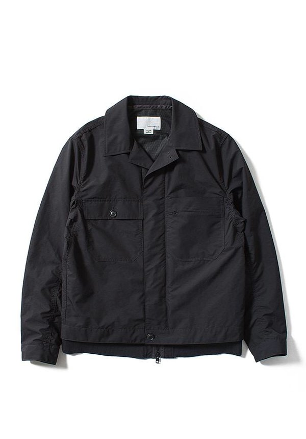 Nanamica 3-Way Work Jacket Charcoal