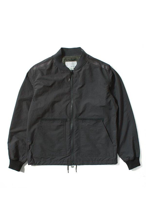Nanamica Dock Jacket Charcoal