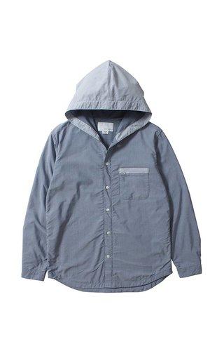 Nanamica Nanamica Hood Shirt Jacket Navy