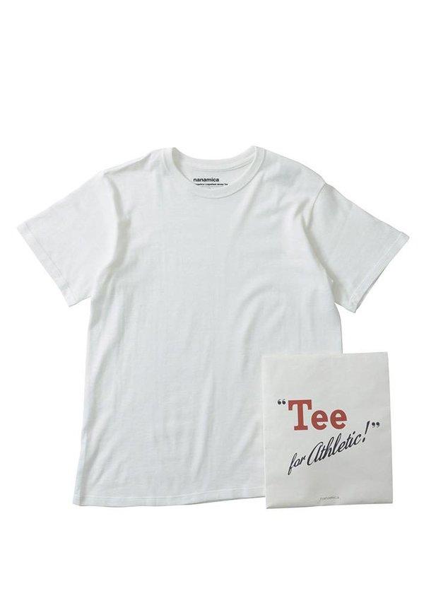 Nanamica CoolMax Tee Jersey White