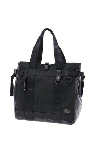 Yoshida Porter Yoshida Porter Heat Tote Bag Black