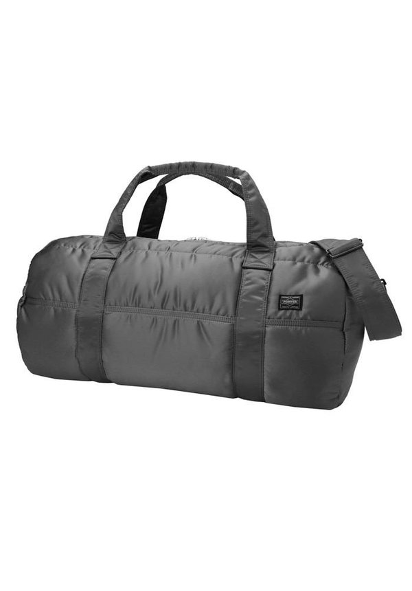 Yoshida Porter Tanker Boston Bag M Silver